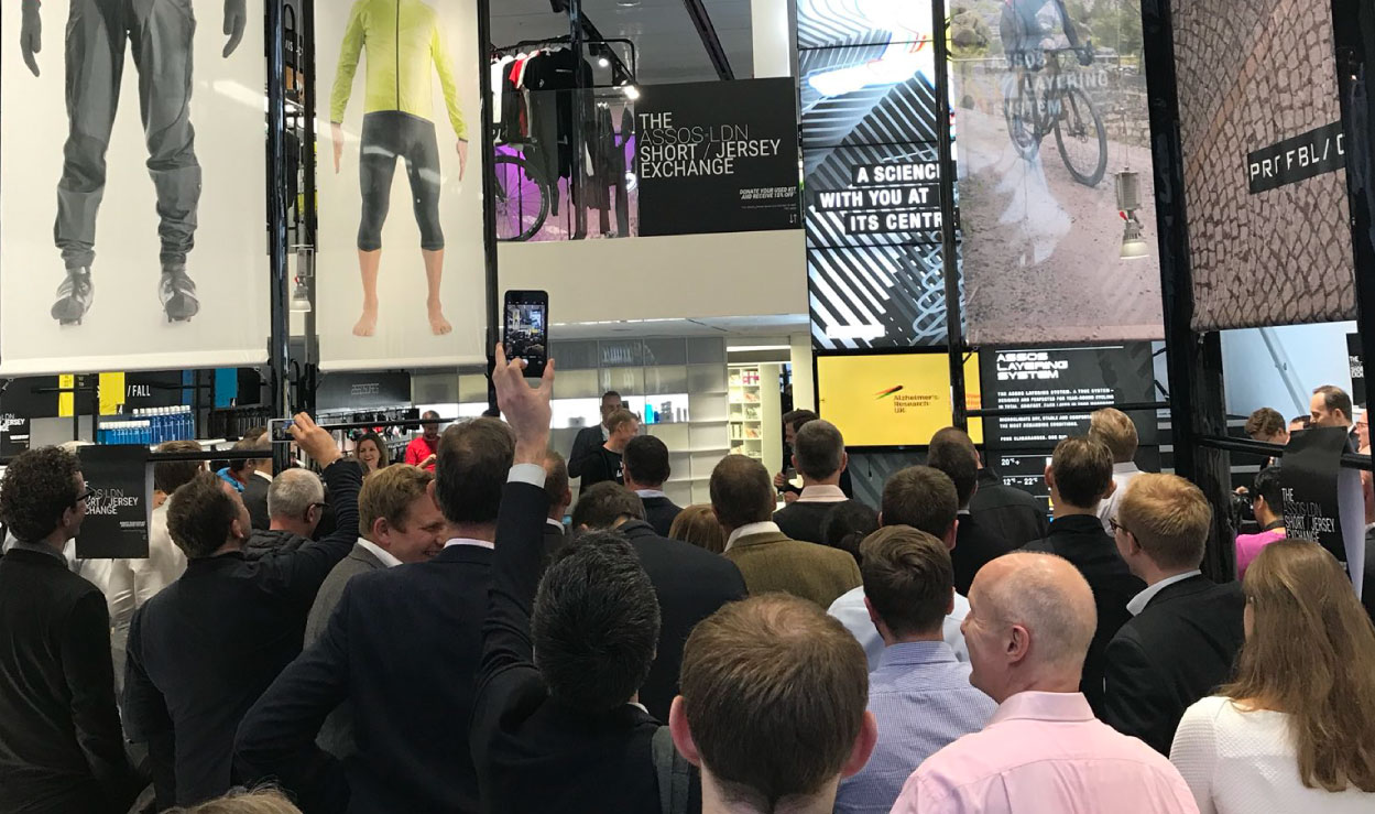 100 Climbs Launch